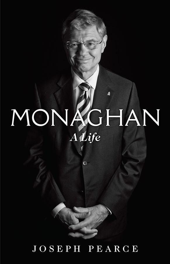 Monaghan a life by joseph pearce