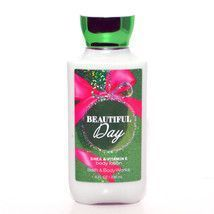 Beautiful Day Shea & Vitamin E Body Lotion 8 oz 236 ml By Bath & Body Wo... - $12.99