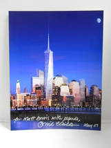 David Childs Architect Signed Photo One World Trade Center 2007 WTC - $10.00