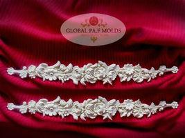 Sugarcraft Molds Polymer Clay Cake Border Mold Cake Decorating Tools mold 12  - $38.00