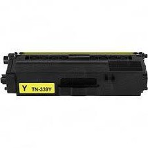 Brother HL-9200CDW, L9200CDWT/MFC-L9950CDW-YELLOW (TN339Y) - $65.00