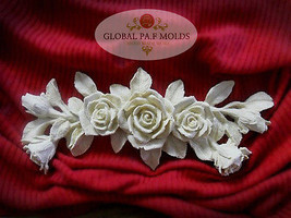 Sugarcraft Molds Polymer Clay Cake Border Mold Cake Decorating Tools mold 12  - $84.00