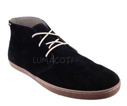 Mens Cole Haan Pinch Weekender Black Chukka Boot C20607 Size 12 - $74.99