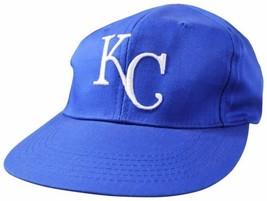 NEW VTG 90s KANSAS CITY ROYALS Snapback CAP Adult Size MLB HAT Deadstock... - $18.68