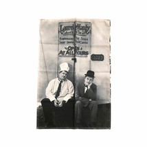 Laurel & Hardy Open At All Hours Tea Towel - $12.49
