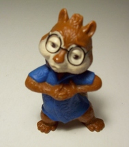 Alvin and the Chipmunks Simon #3 Chipwrecked McDonalds Action Figure Toy 2011 - $3.99