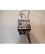 WARRANTY SIEMENS 3TH2040-0BB4 4NO 4N0 CONTACTOR RELAY STARTER  - $9.90