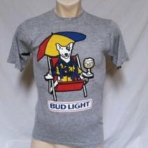 VTG 80's Spuds Mackenzie T Shirt Tri Blend Rayon Thin Bud Light Budweise... - $79.18