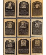 METALLIC HALL OF FAME CARDS - 27 Different New ... - $31.68