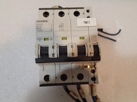 Warranty Siemens 5SY43 Mcb B32 Circuit Breaker 5SY4332-6 400V Auxiliary Switch - $19.80