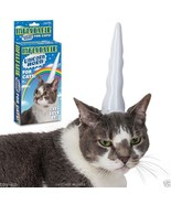Inflatable Unicorn Horn for Cats! - $4.99
