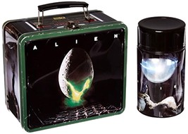 Diamond Select Toys Alien: Alien Egg Distressed Lunch Box with Thermos - $84.15