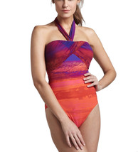 Gottex Calypso Halter One-Piece Swimsuit - $94.99