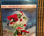 How the Grinch Stole Christmas (Blu-ray, 2009)Dr. Seuss-Dir<Splash/Inferno&gt
