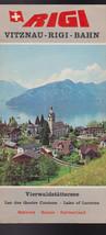 Locarno Madonna del Sasso Switzerland Brochure 1960s - $16.00