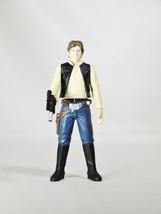 TAKARA TOMY DISNEY STAR WARS METACORE Series 5 16 Han Solo Mini Figure - $26.99