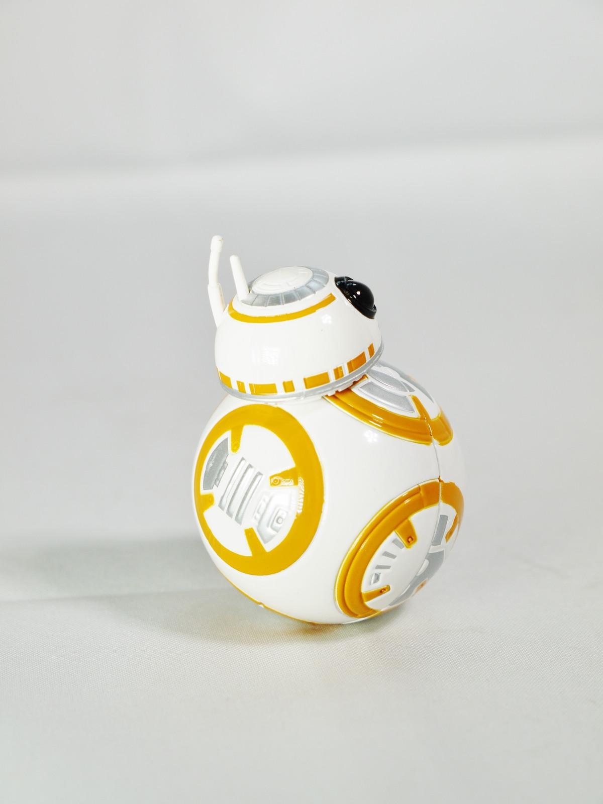 BB-8 Mini Metal Action Figure by Takara Tomy Star Wars