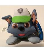"""Paw Patrol ROCKY Mini Pup Pals 4"""" Soft - NWT - Stocking Stuffer - Mini G... - $5.94"""