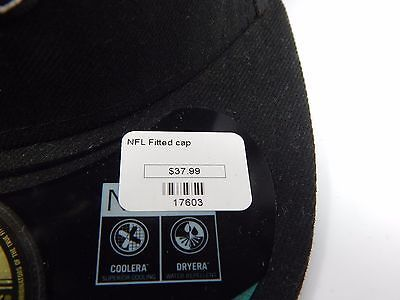 New Orleans Saints New Era Size 7 3/8 59Fifty Breast Cancer Awareness Cap Hat