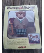 "Bear Hugs Chester Dimensions Needlepoint Craft Kit 10""x16'' 2288 Gloria ... - $29.35"