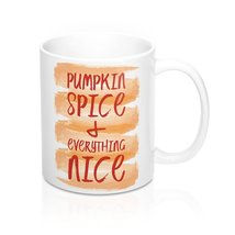 Pumpkin Spice Mug - $20.00+