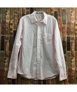 Men's GAP cotton button front shirt, sz. M - $13.86
