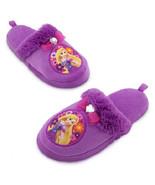 Disney Princess Rapunzel Toddler Girls Sandals Slippers Shoes Color Purple - $15.25