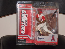 McFarlane MLB Anaheim Angels Vladimir Guerrero Figure New In The Package - $17.99