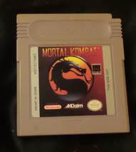 Mortal Kombat for Game Boy - $10.00