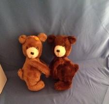 VERY NICE Dakin Vintage Teddy Bears Plush Stuff... - $14.80