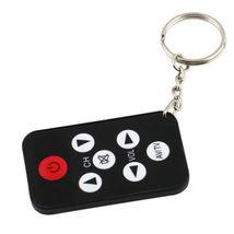 Universal Infrared IR Mini TV Remote Control Keychain Key Ring - $7.90