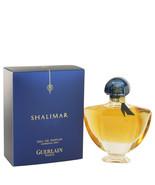 Shalimar Perfume 3 Ounces Eau De Parfum Spray Feminine Scent Oriental Fr... - $57.99