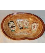 Pennsburry Pottery Sweet Adeline Pretzal Bowl 1... - $29.99