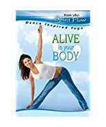 Dance Inspired Yoga:  Alive in your Body - $5.99