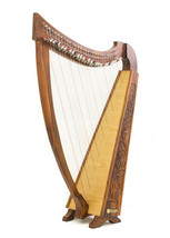 42 INCH TALL Irish Celtic LEVER Harp  32 String... - $549.99