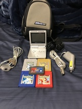 Pokemon Game Lot with system - $200.00