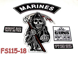 Marines Grim Reaper Midnight Bugs if you don't ... - $39.99