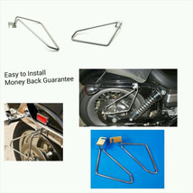 Motorcycle saddlebags brackets for suzuki madur... - $69.99 - $69.99