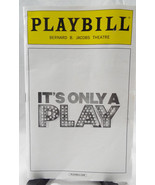 "Playbill ""It's Only A Play Bernard B. Jacobs Theater  NYC MARCH 2015 F M... - $9.30"