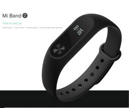 NEW MODEL!  Xiaomi Miband 2 Heart Rate Monitor Pedometer Sleep Calorie Activity  - $59.90