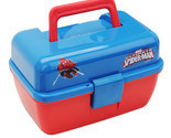 Shakespeare Spiderman Youth-Kid's Play Tackle Box