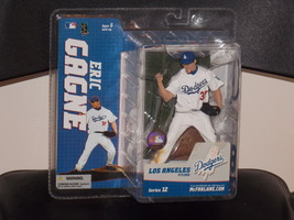 McFarlane MLB Los Angeles Dodgers Eric Gagne Figure New In The Package - $14.99