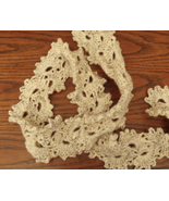 Queen Anne's Lace Scarf Pattern Only - $5.95