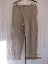 Gap Modern Khaki Men's Long Pants W34 X L 32 - $17.99