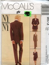 Simplicity 9573 SZ 10 Misses Lined Jacket, Skirt & Pants Sewing Pattern ... - $1.59