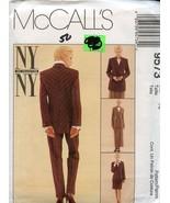 Simplicity 9573 SZ 10 Misses Lined Jacket, Skirt & Pants Sewing Pattern Uncut - $1.59