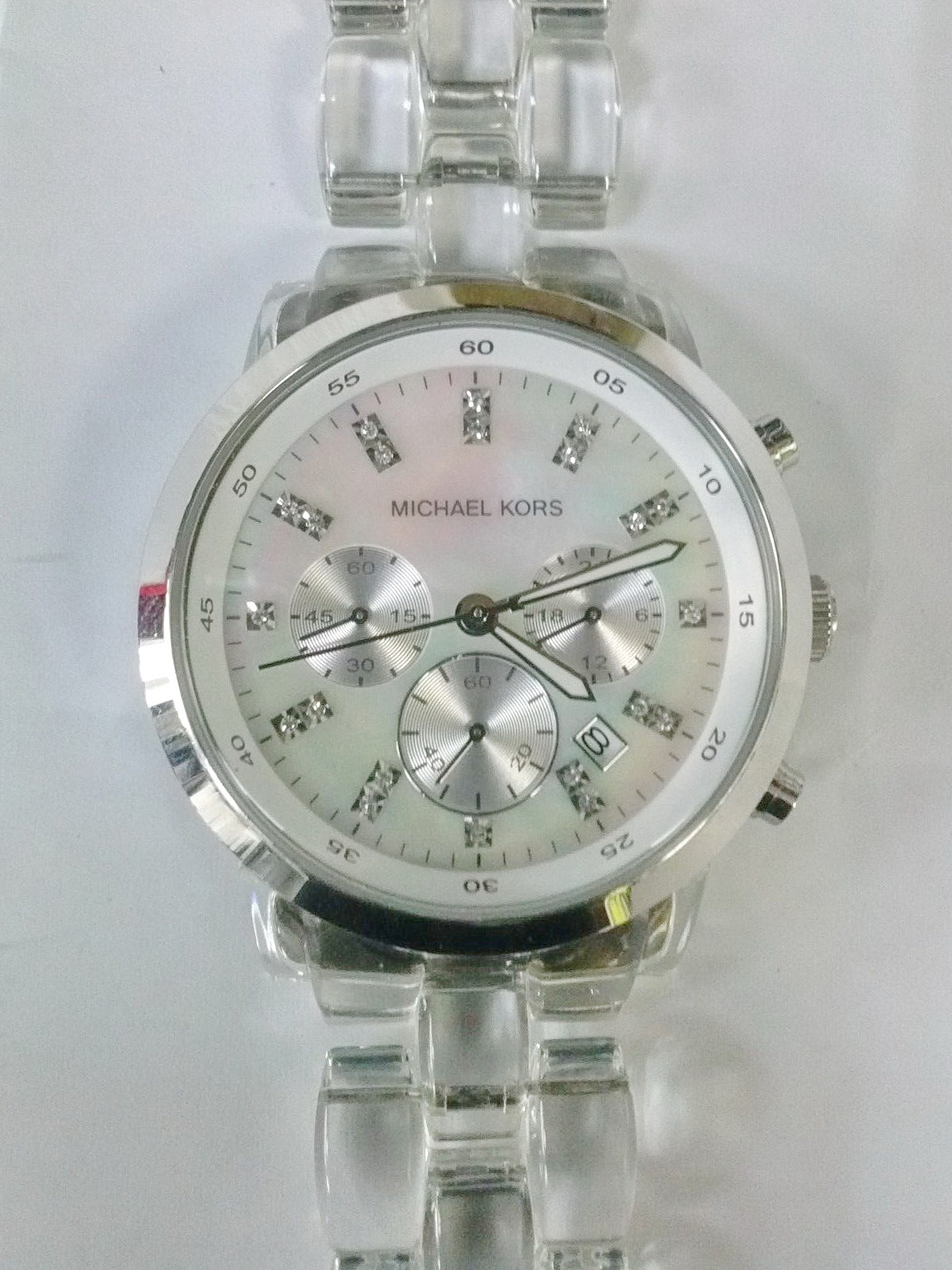 Michael Kors MK 5235 Mother Of Pearl Dial and 50 similar items