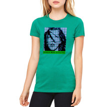 The Fifth Element Search Mode Women's Kelly Green T-shirt NEW Sizes S-2XL - $22.76+