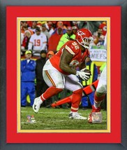 Dontari Poe Kansas City Chiefs 2016 Action - 11x14 Matted/Framed Photo  - $43.55