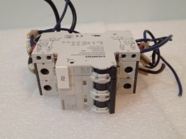 Warranty Siemens 5SY42 Mcb C10 400V Circuit Breaker Switch 5SY4210-7 - $15.84